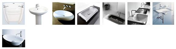 hand-basins